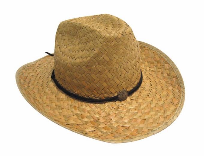 Chapeau Cowboy en Paille pas cher