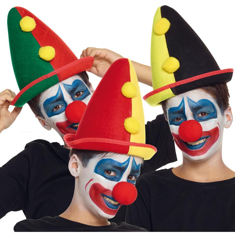 Chapeau de clown enfant pas cher