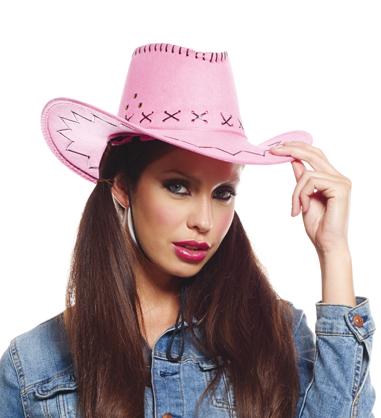 Chapeau de cowboy texas rose pas cher