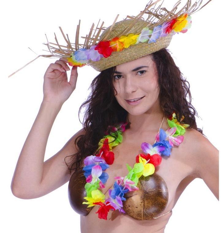 Chapeau de paille Bora Bora pas cher