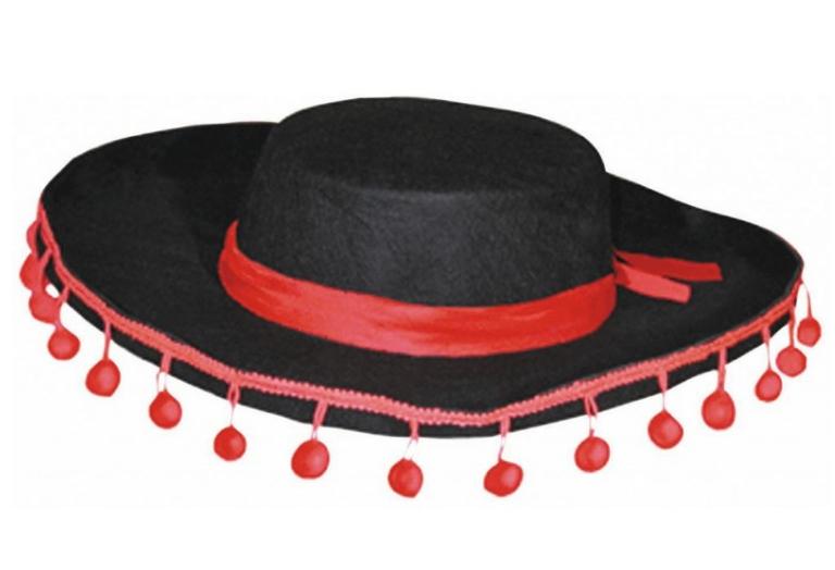Chapeau espagnol adulte pas cher