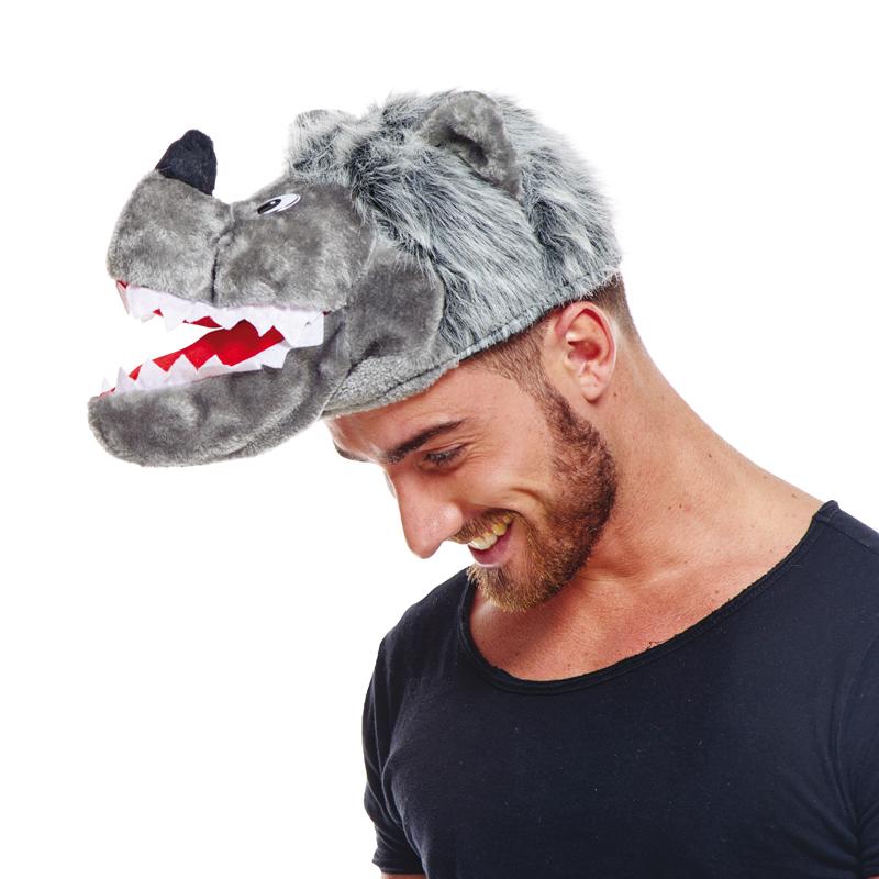 Chapeau loup adulte pas cher
