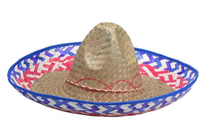 Chapeau Mexicain Adulte pas cher
