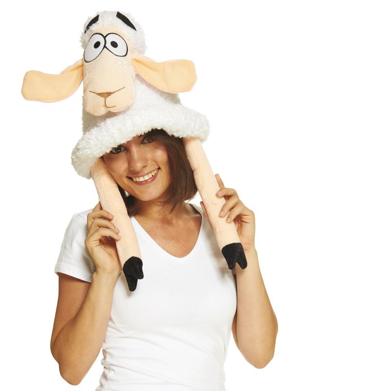 Chapeau mouton adulte pas cher