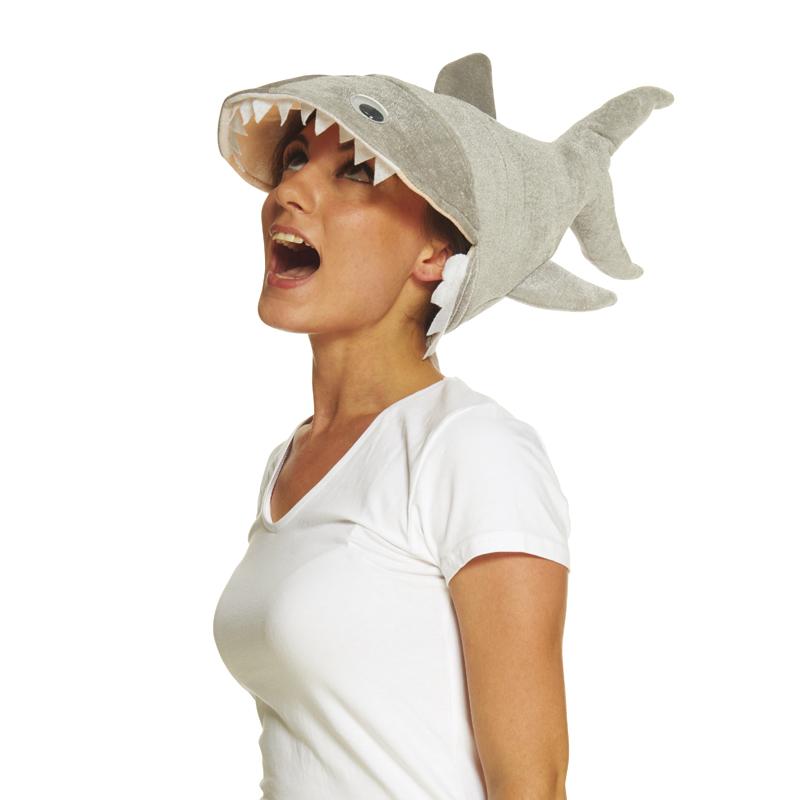 Chapeau requin adulte pas cher