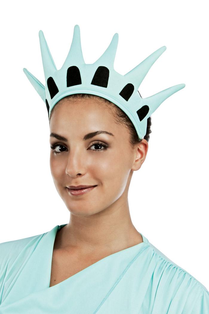 chapeau statue de la liberté pas cher
