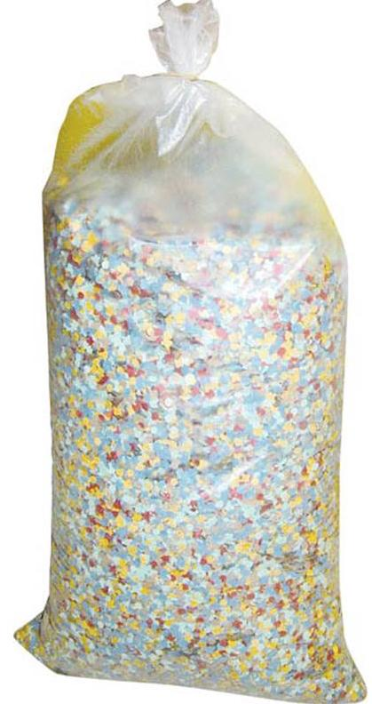 10 Kg Confettis pour carnaval pas cher