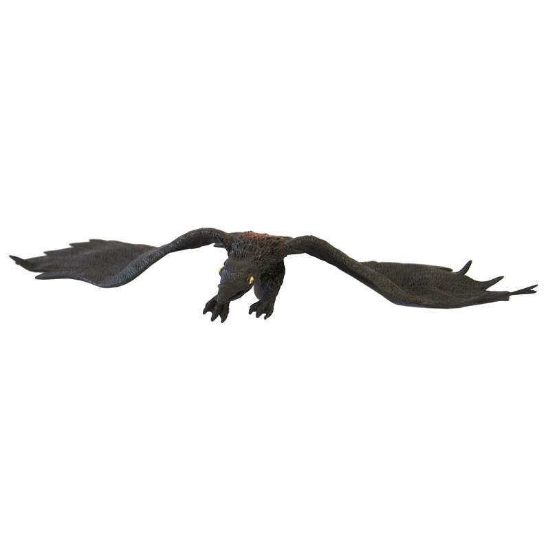 Halloween : corbeau maléfique