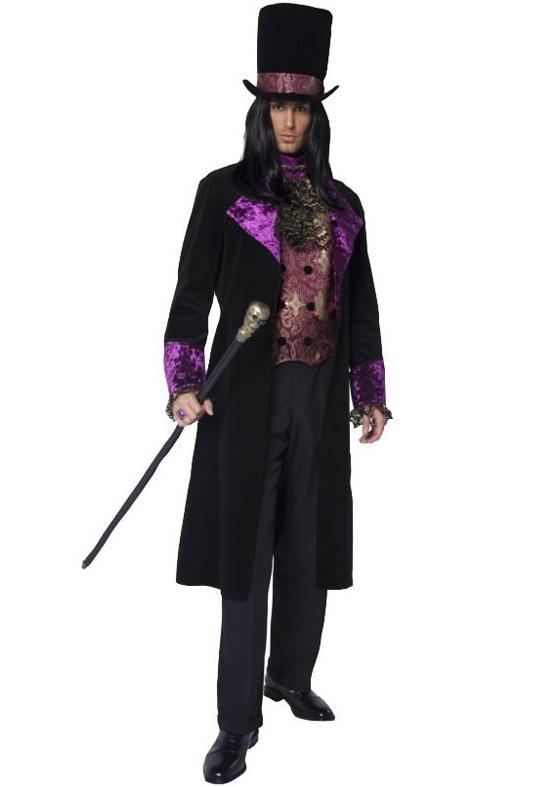Déguisement Comte Gothique pas cher