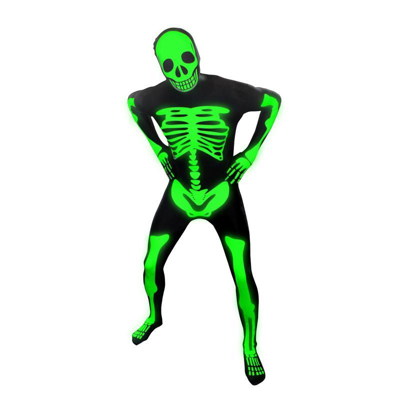 Déguisement Seconde Peau Squelette pas cher