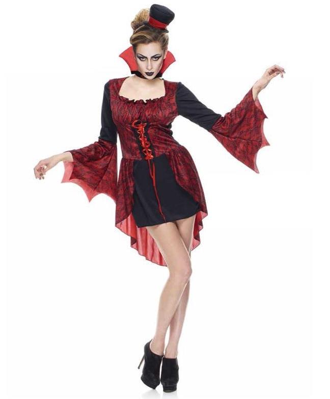 Costume vampiresse sexy pas cher
