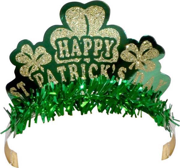 Couronne Happy St Patrick