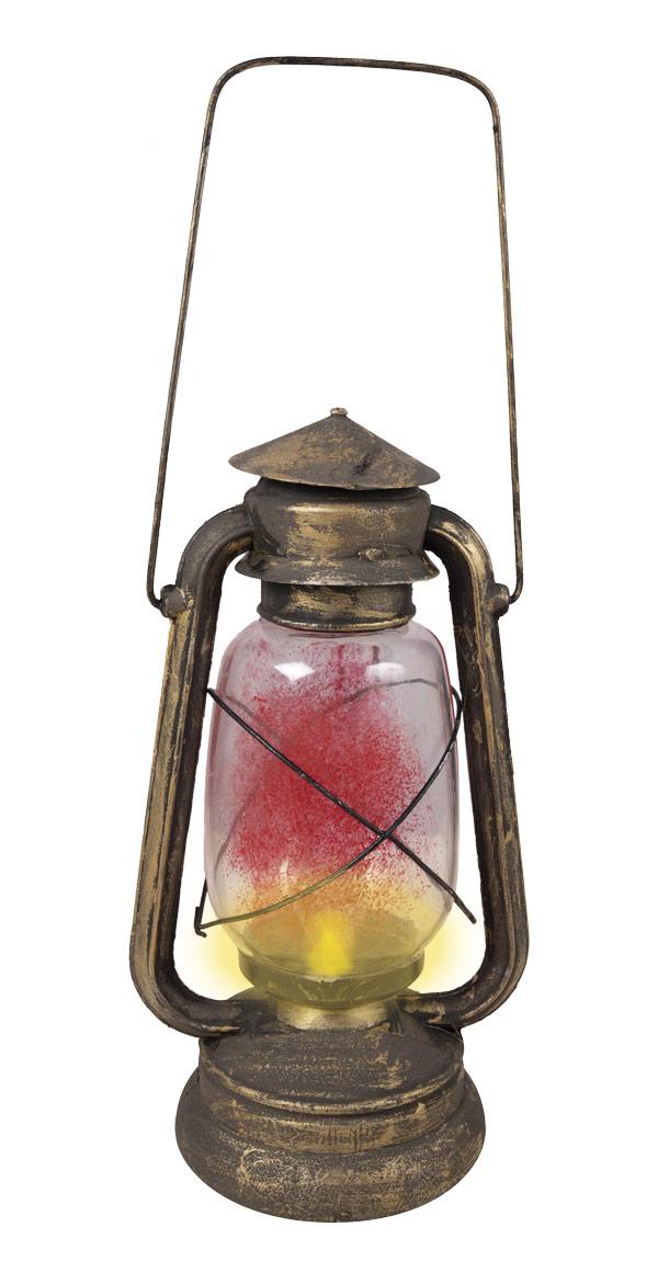 Halloween : lanterne lumineuse