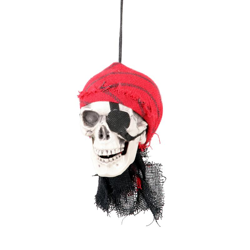 Décoration Tête de Pirate pas cher