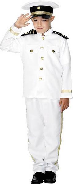 Déguisement Capitaine pour garçon pas cher