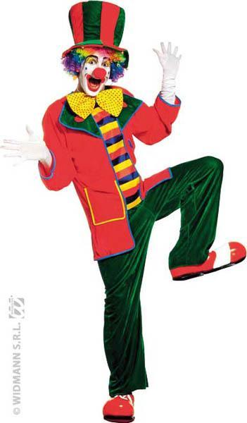 Déguisement Clown Auguste pas cher
