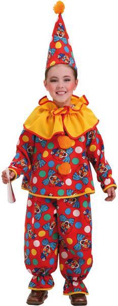 Déguisement Clown fille pas cher