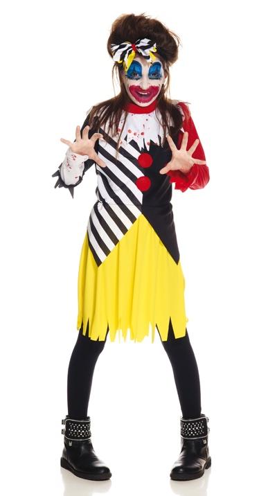 Déguisement clown infernal pas cher