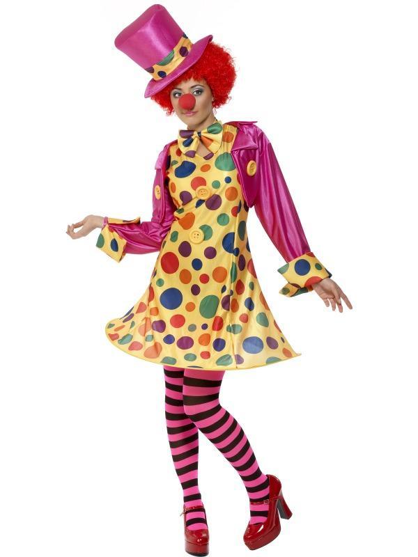 Déguisement Clown jupe femme pas cher