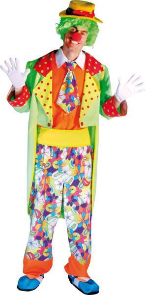 Déguisement Clown Pito homme pas cher