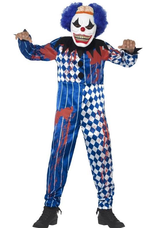 Déguisement clown sinistre pas cher