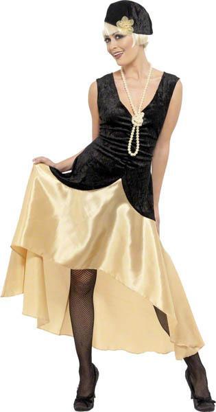 Déguisement Gatsby Femme années 20 pas cher