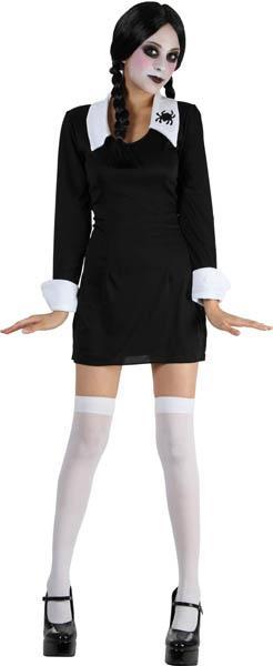 Déguisement Halloween écolière malfaisante pas cher