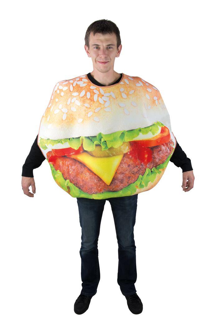 Déguisement hamburger pas cher