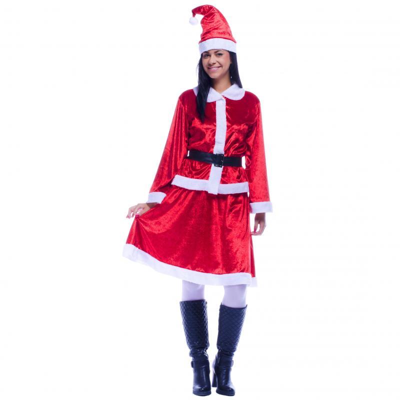 Déguisement Miss Santa pas cher
