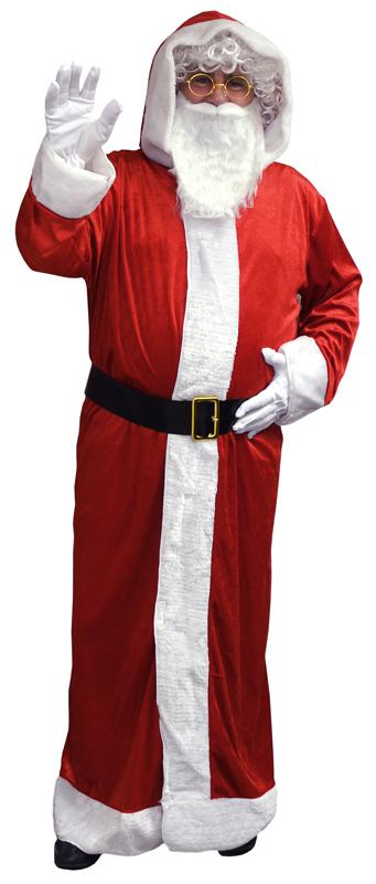 Déguisement Père Noël Manteau pas cher