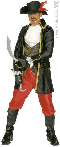 Déguisement Pirate Boucanier adulte pas cher