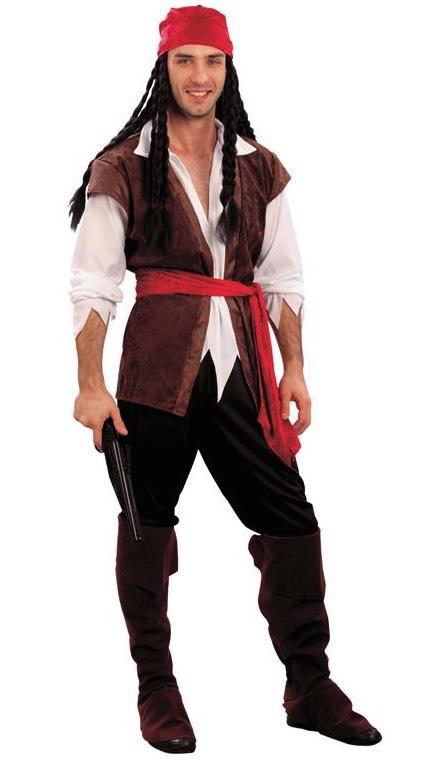 Déguisement Pirate homme réaliste pas cher