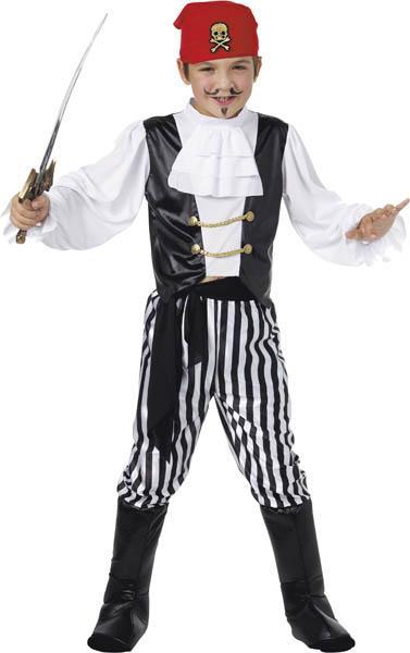 Déguisement Pirate pour garçon pas cher