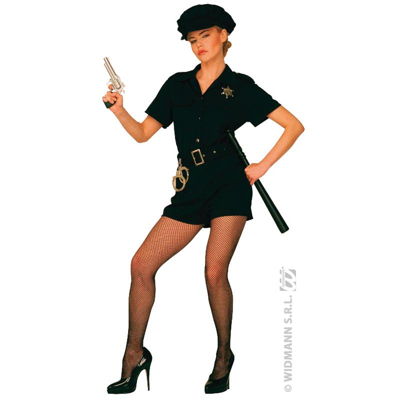 Déguisement policière sexy femme pas cher