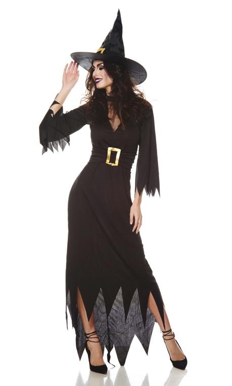 Déguisement sorcière femme pas cher