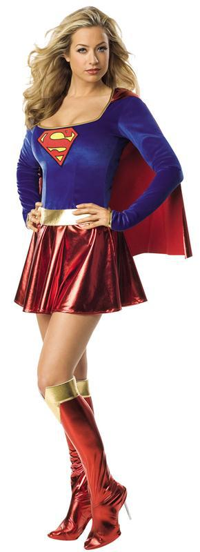 Déguisement Supergirl pas cher
