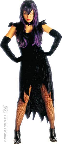 Déguisement Vampirella Halloween pas cher