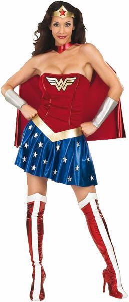 Déguisement Wonder Woman pas cher