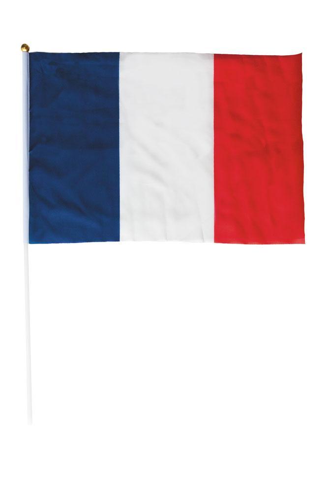 Drapeau France en tissu