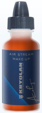 Fard Kryolan Air Stream Matt Red Brown pas cher