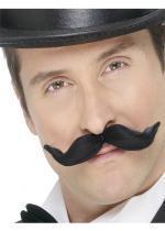 fausse moustache noire