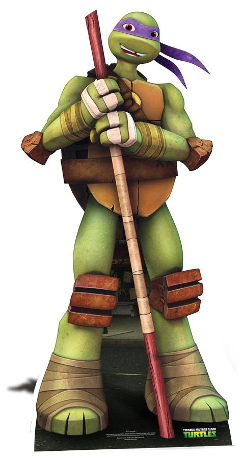 Figurine Donatello Géante pas cher