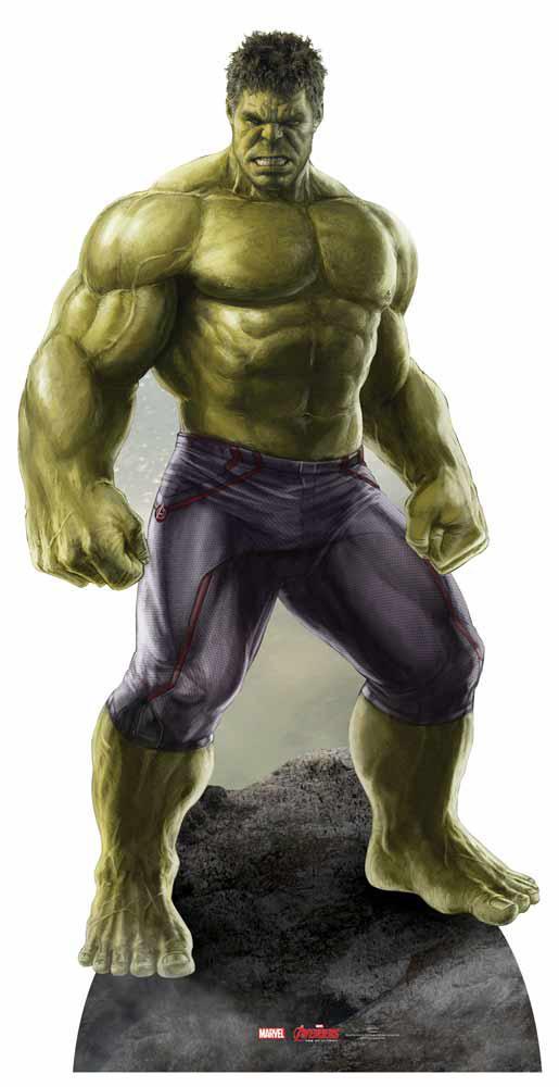 Figurine Géante Hulk pas cher