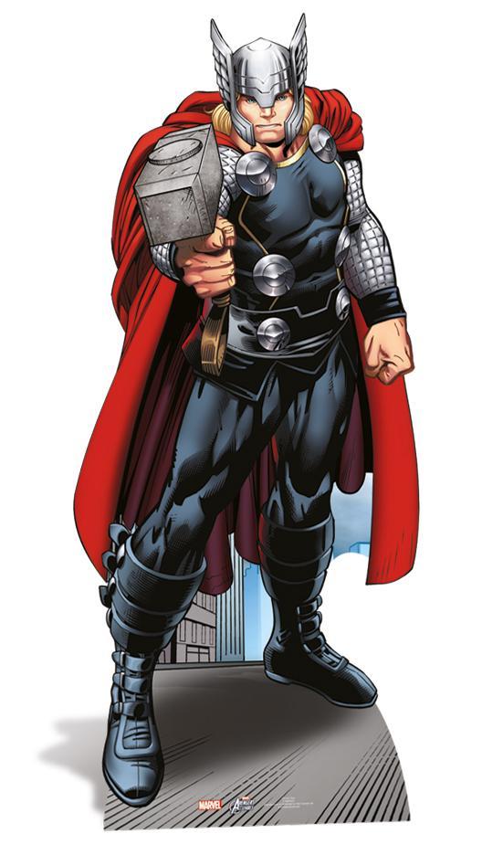 Figurine Géante Thor pas cher