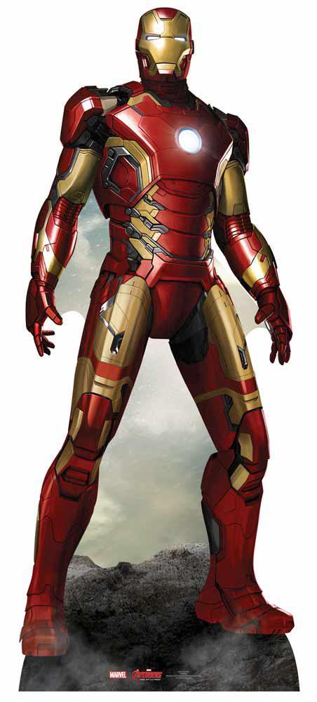 Figurine Iron Man Marvel pas cher
