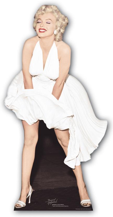 Figurine Marilyn Monroe pas cher