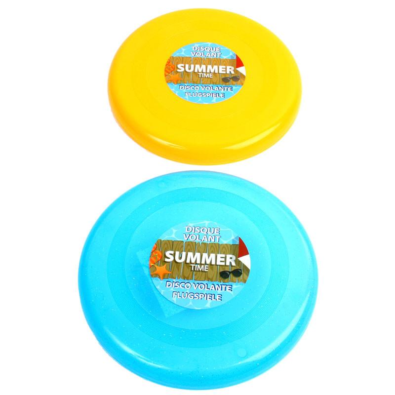 frisbee pas cher en plastique