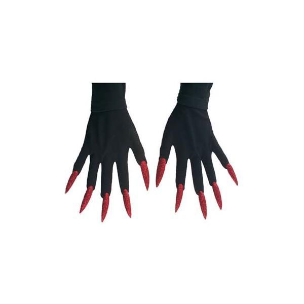 Gants de Monstre Ongles Maxi pas cher