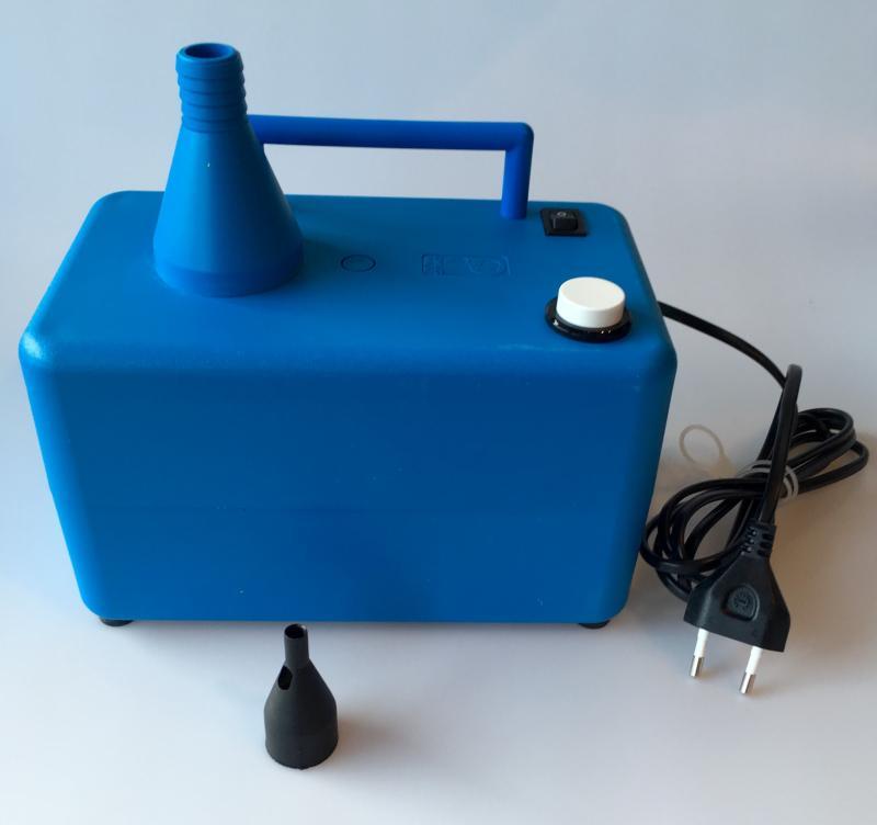 Gonfleur électrique pour ballon de baudruche