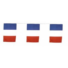 guirlande drapeaux tricolore pas cher